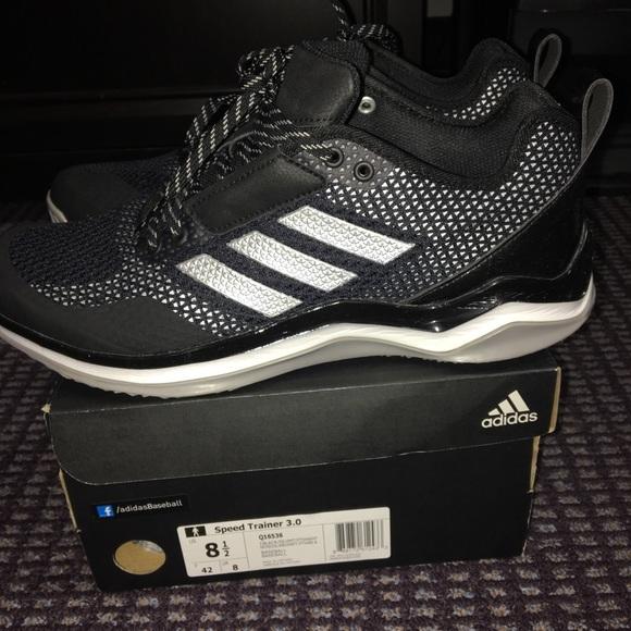 NEW Adidas Speed Trainer 3.0 Tennis Shoe- Size 8.5